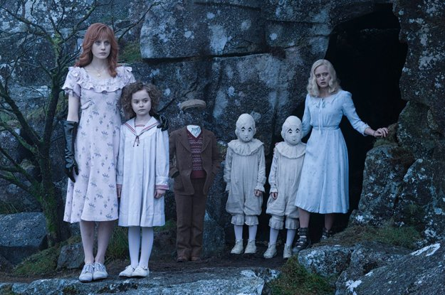 Domov pre neobyčajné deti slečny Peregrinovej.