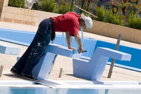 Od roku 2008 sa do obnovy kúpaliska Štrand neinvestovalo.
