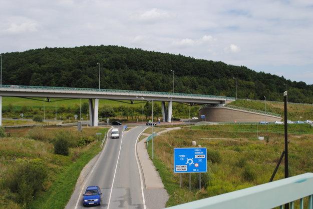 DiaľnicaDobudovanie juhozápadného úseku aj severného obchvatu je pre Prešov nevyhnutné.