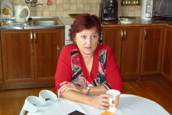 Eva Hufková, novou riaditeľkou Zariadenia pre seniorov, domova sociálnych služieb ašpecializovaného zariadenia vTurčianskych Tepliciach