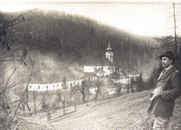 Košické Hámre v roku 1920.