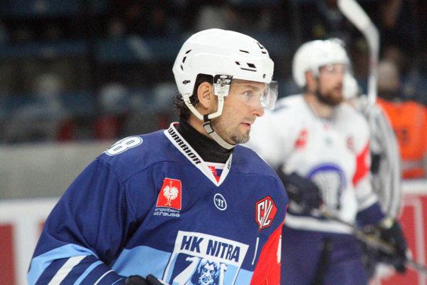 Juraj Štefanka strelil v piatok svoj druhý gól v extraligovej sezóne.
