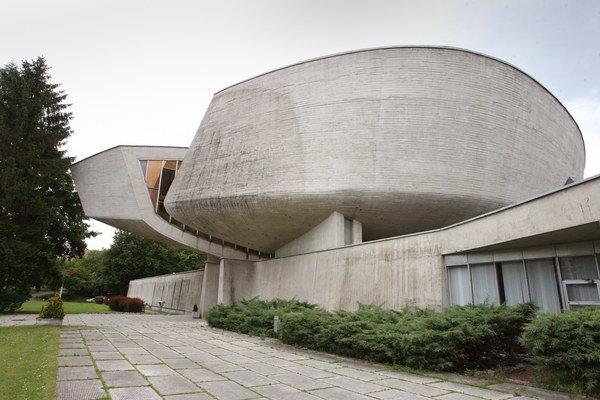 Múzeum Slovenského národného povstania.