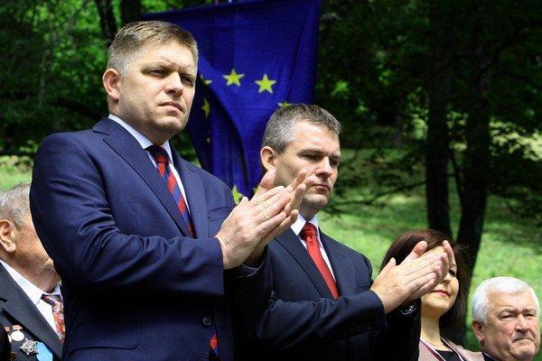 Na kritiku sankcií využil aj spomienku na obete nacistov.