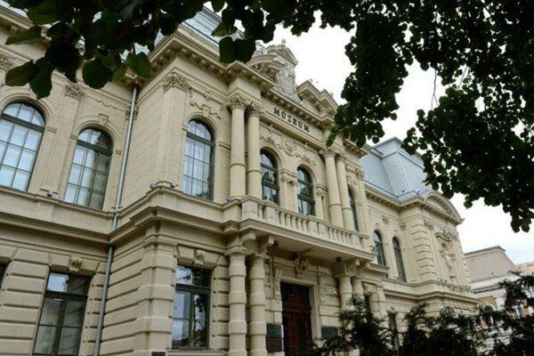 Východoslovenské múzeum.