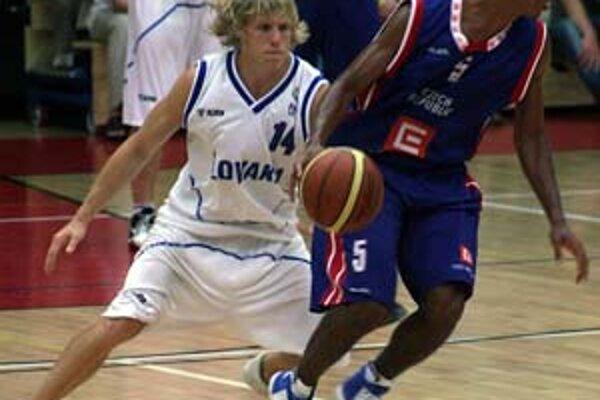 Róbert Nuber je členom slovenskej reprezentácie.