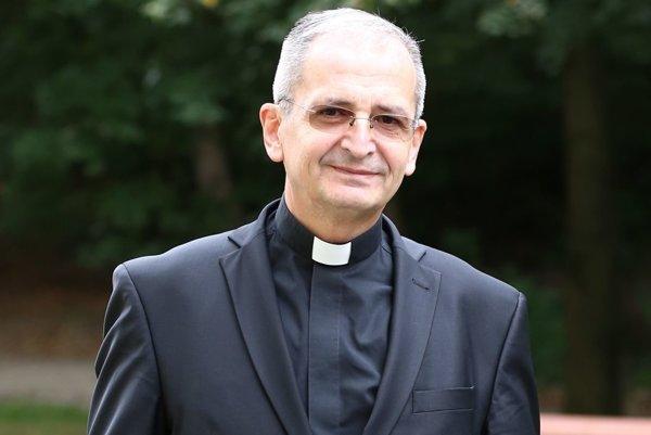 Predseda KBS Stanislav Zvolenský.