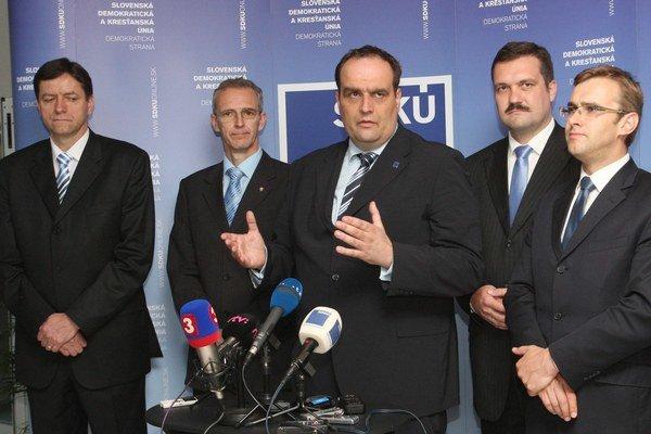 Pavol Frešo verí, že SDKÚ eurovoľbami získala nový impulz.