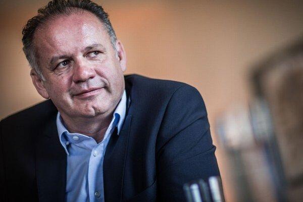 Andrej Kiska hovorí, že nie je v záujme krajiny, aby na seba s premiérom Ficom útočili.