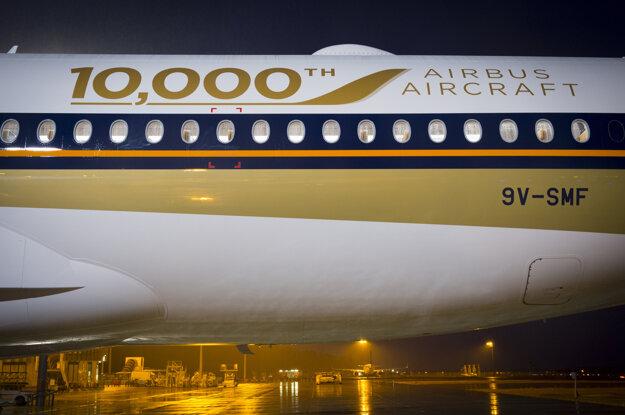Jubilejný A350-900