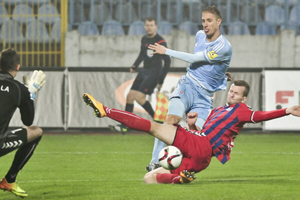 Slovan Bratislava - FK Senica.
