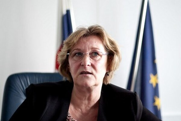 Ombusmanka Jana Dubovcová.