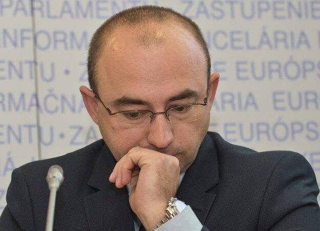 Riaditeľ odboru prevencie kriminality na ministerstve vnútra Jozef Halcin.