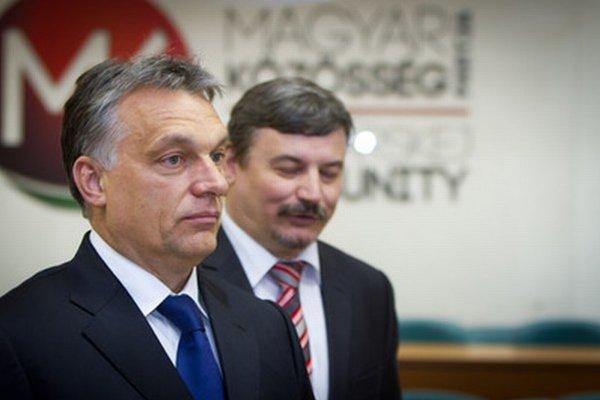 Viktor Orbán a József Berényi.