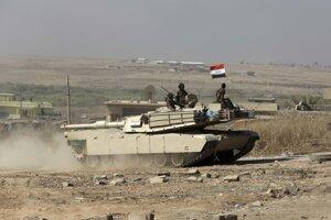 Iracké armádne jednotky.