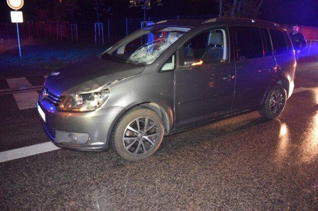 Nehoda na Tamaškovičovej. Žena z Galanty zrazila dve mladé ženy.