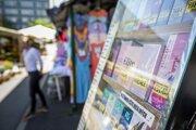Miletička, najznámejšie trhovisko na Slovensku