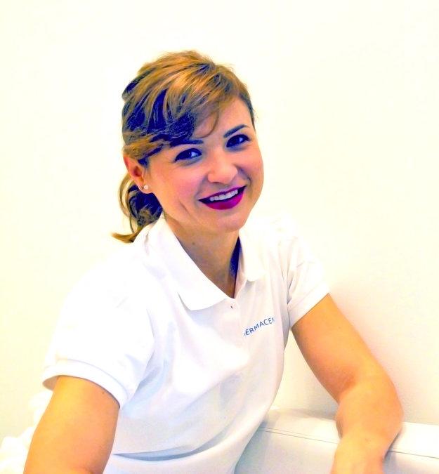 MUDr. Soňa Švická, PhD. V ambulancii DERMACENTER Košice odporúčajú zbaviť sa pigmentových škvŕn po lete, práve v jeseni a počas zimy.