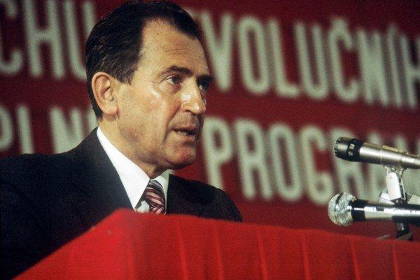 Bol zlý rečník, no šikovný stratég ovplyvňujúci chod strany.