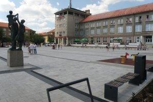Na námestí pred Magurou mesto na ňom plánuje ďalšie vylepšenia.