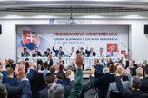 Sociálni demokrati zo Smeru mali konferenciu