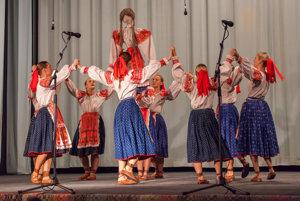 Folklórny súbor Marína.