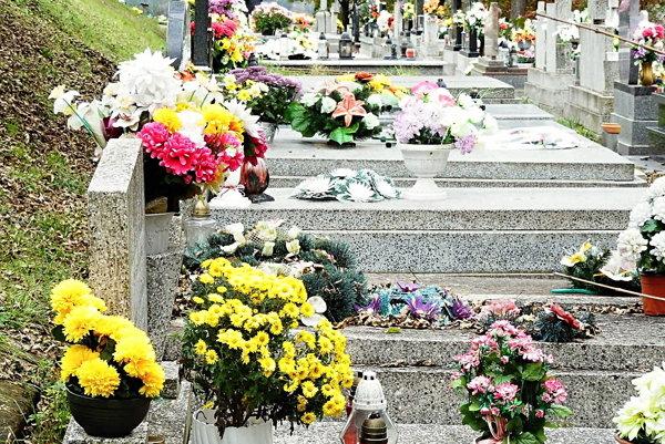 Cintorín vHumennom. Mesto potrebuje nový.