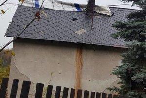 Príčinou požiaru bol zrejme komín.