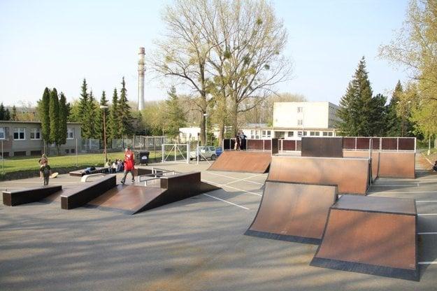 Skatepark Skalica