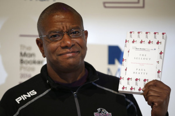 Paul Beatty, autor víťaznej knihy The Sellout.
