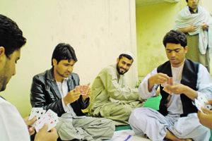 Život je hra. Aj v Kábule.