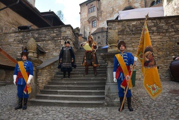 Expozície, ktoré približujú rodinu Turzovcov môžete obdivovať aj na Oravskom hrade.