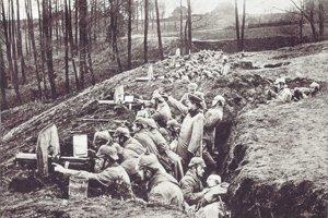 Europeana 1914 – 1918 je projekt elektronickej zbierky spomienok na prvú svetovú vojnu.