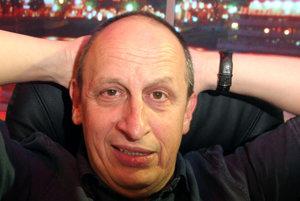 Český moderátor a herec Jan Kraus.