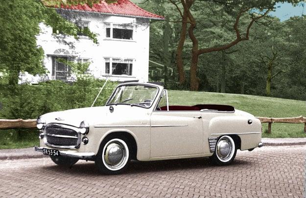 Okrem sedanov a kombi vyrábal Hillman aj otvorené kabriolety.