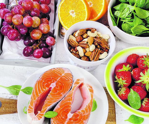 Antioxidanty treba prijímať v strave a nie formou výživových doplnkov.