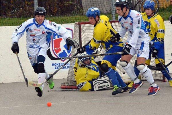 Martinčan Michal Hrivák mal vderby zápase sDiakovou posledné slovo.