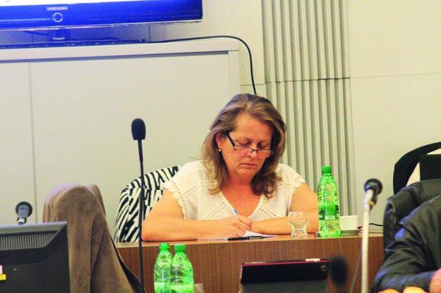 Iveta Michalíková už nie je konateľkou TC.