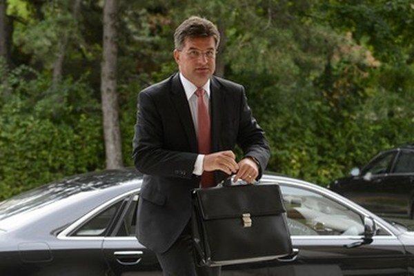 Minister zahraničných vecí a európskych záležitostí Miroslav Lajčák.