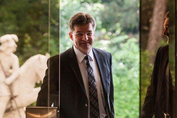 Do apríla 2016 sa Miroslav Lajčák sústredí na prácu vo Ficovej vláde. Potom má vyššie ciele.