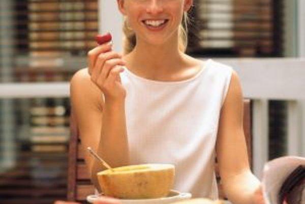 Ovocie a zvlášť zelenina sú nenahraditeľné pri redukčných stravovacích režimoch.
