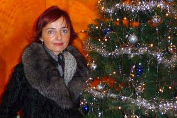 Katarína Macháčková je prvou prievidzskou primátorkovu.