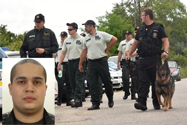 Pátrala po ňom slovenská i maďarská polícia.