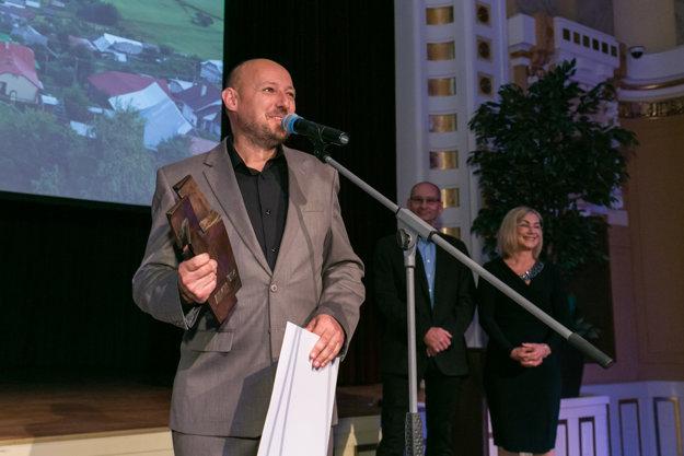 Tomáš Bujna, laureát Ceny ARCH 2016.