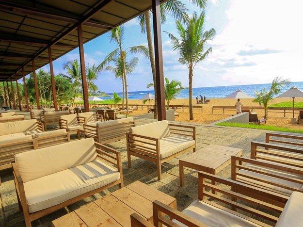 Hotel Pandanus Beach Resort & Spa(4*), Srí Lanka, Induruwa