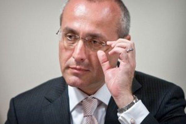 Exminister spravodlivosti Tomáš Borec.