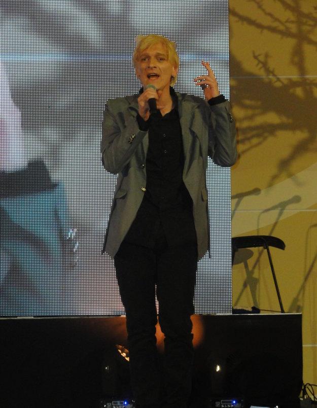 Vystúpil taliansky spevák Roberto Caporali.