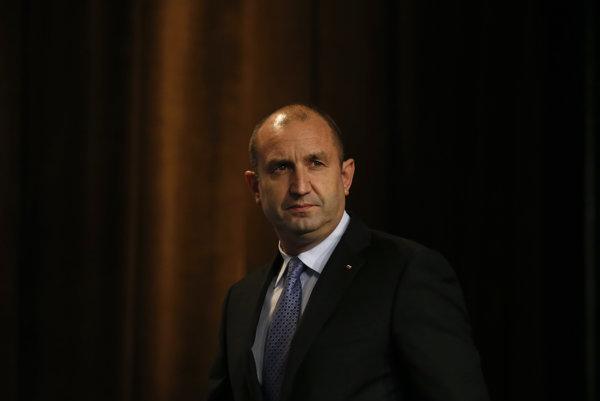 Nový bulharský prezident Rumen Radev.