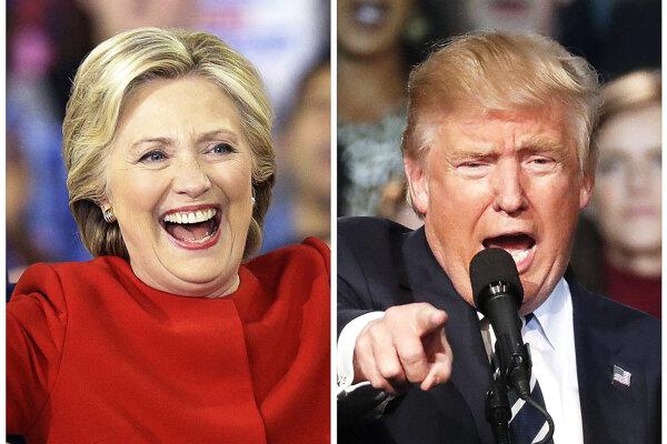 Republikán Donald Trump porazil vprezidentských voľbách Hillary Clintonovú. VBielom dome vystrieda Baracka Obamu.
