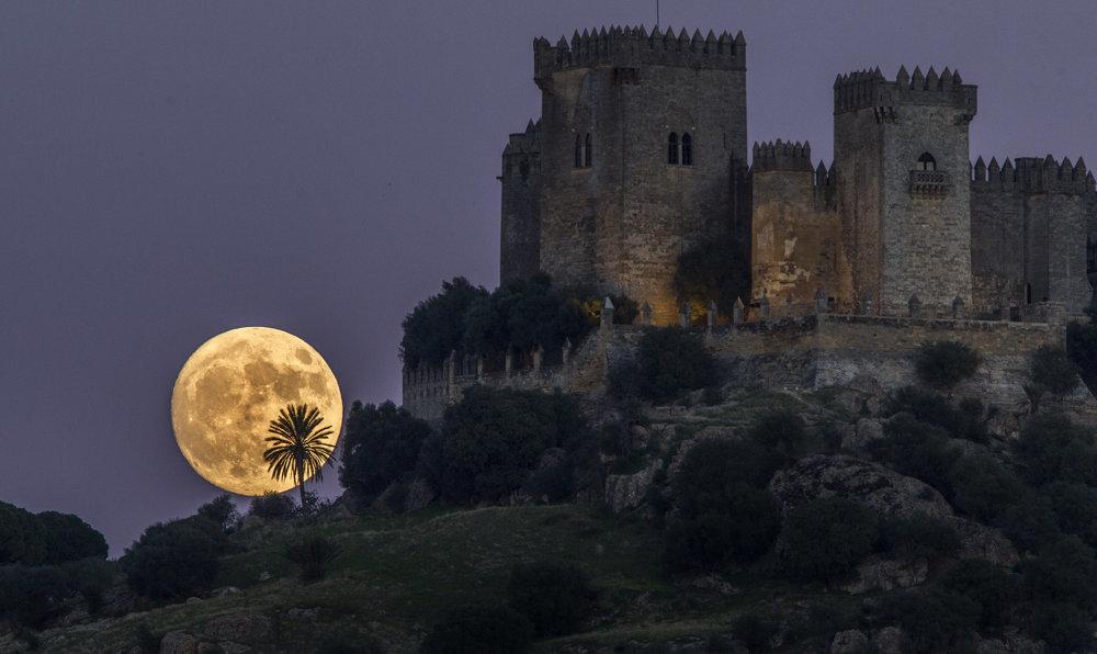 Mesto Córdoba v južnom Španielsku. FOTO – SITA/AP